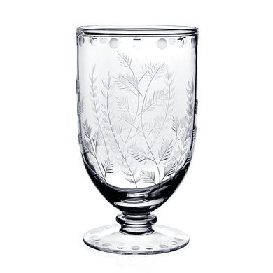 Fern Footed Flower Vase 7