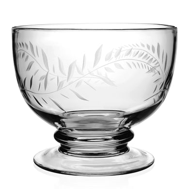 Jasmine Footed Serving Bowl, 24 cm