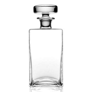 Lillian Square Decanter, 35 Oz - Plain