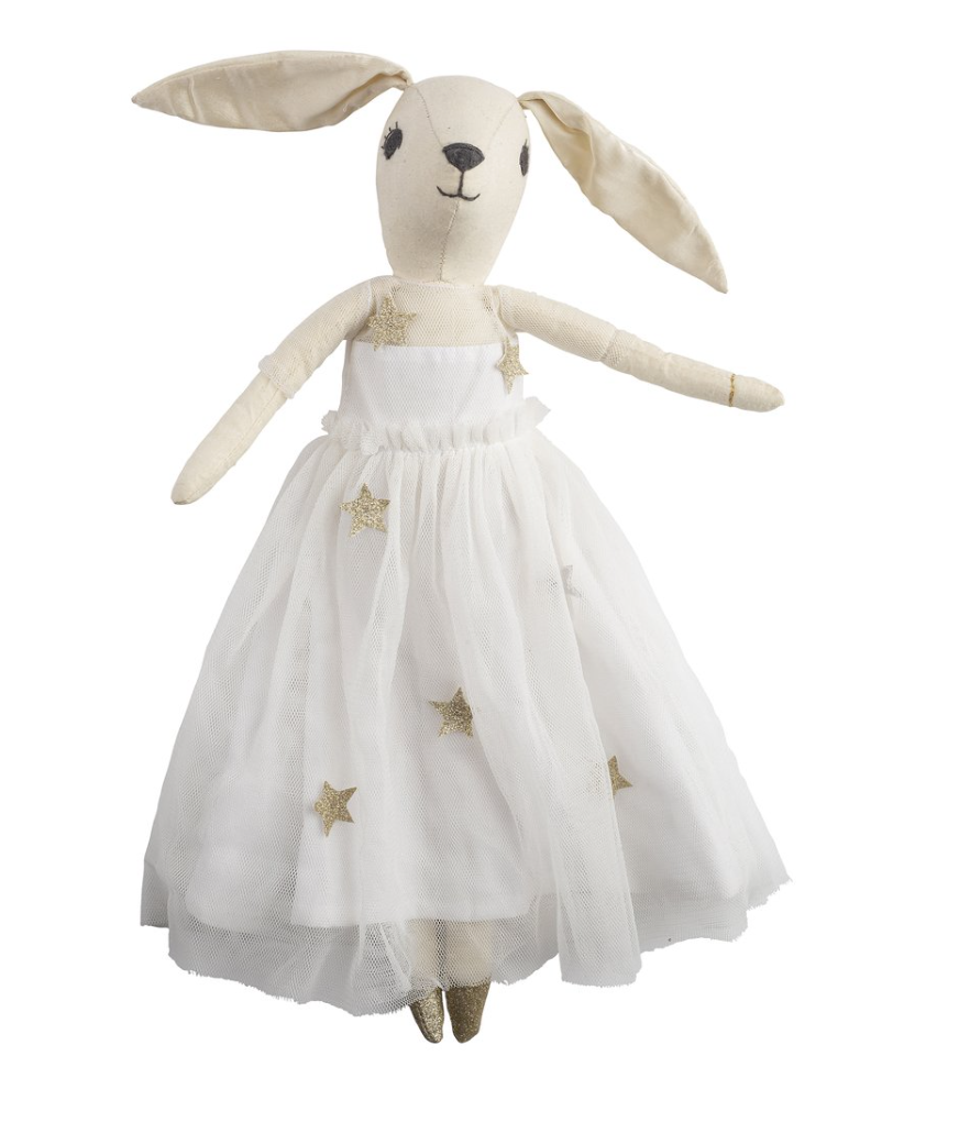 Rosemary Rabbit Party Doll