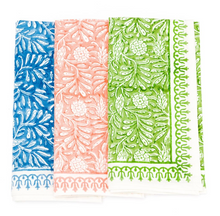 Load image into Gallery viewer, Jasmine Napkin- Set of 4