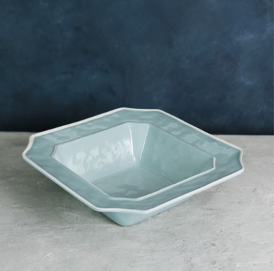 Vida - Charleston Bowl Lg - Blue