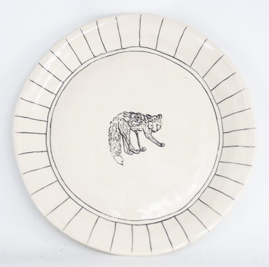 Any Woodland Animal Dinner Plate