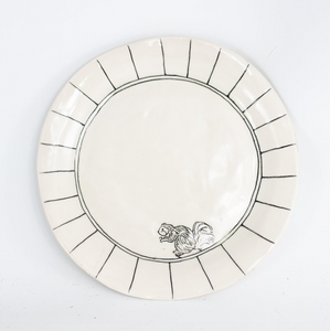 Any Woodland Animal Dessert Plate