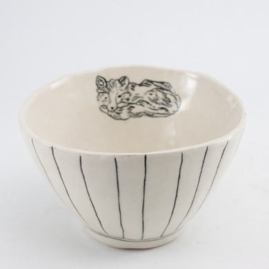 Any Woodland Animal Cereal Bowl