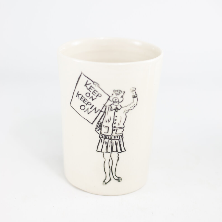 Equal Work Equal Pay Cup