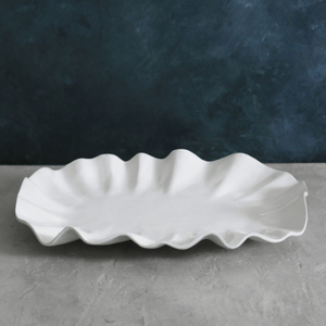 Vida Bloom Large Oval Platter