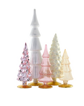 Load image into Gallery viewer, Neutral Glass Trees - Assorted