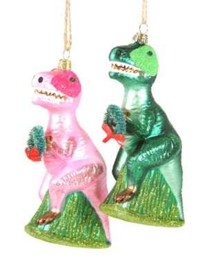 Merry Merry T-Rex - Assorted Colors