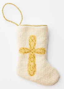 Prince of Peace Bauble Stocking
