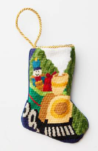 All Aboard! Choo Choo Train Bauble Stocking