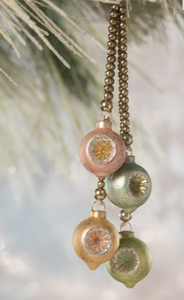 Pastel Drop Ornament