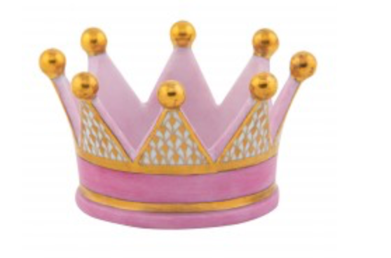Crown - Pink/Gold