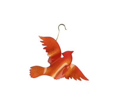 Cardinal Small Acrylic Ornament
