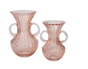 Pink Vase - Small and Medium