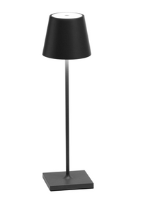 Rechargeable Table Lamp - Dark Grey