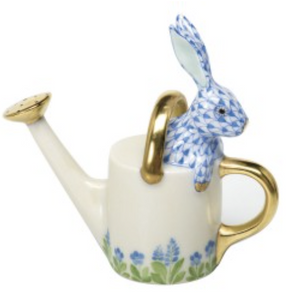 Watering Can Bunny