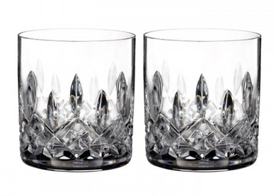 Lismore Connoisseur Straight Sided Tumbler 5 0z, Pair