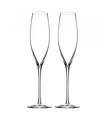 Elegance Champage Classic Flute 8.5 oz, Pair