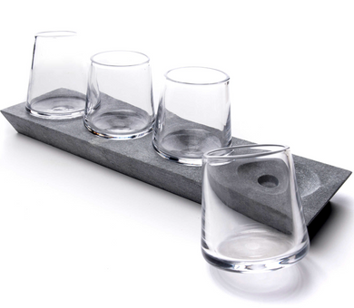 Alpine Whiskey Glass Set