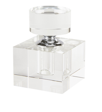 Crystal Perfume Bottle-Square