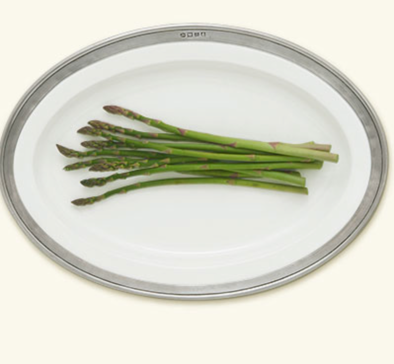 Convivio Oval Serving Platter, Small