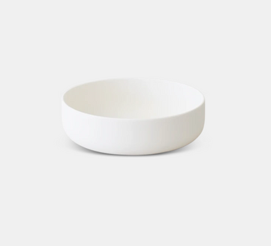 Large Salad Bowl-White