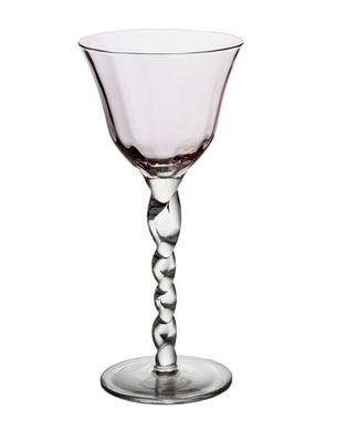 Wine Glass, Pink