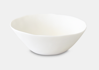 Large Marcus Bowl-White