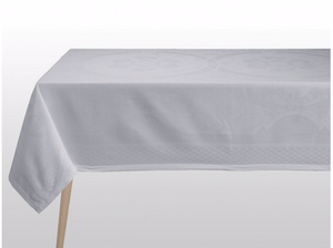 TABLECLOTH DUCHESSE WHITE