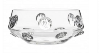Florence Serving Bowl - Clear
