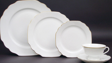 Georgian Gold Dinnerware