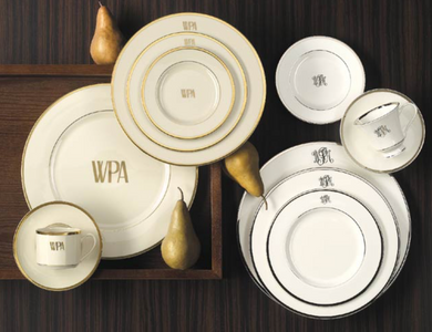 Signature Gold Dinnerware