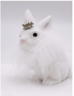 Crown Bunny - White