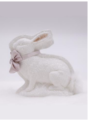 Bunny Mold- White