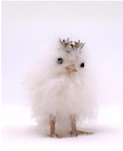 Crown Chick - White