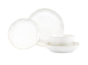 Forma Cloud Four-Piece Place Setting