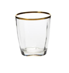 Optical Gold Glassware