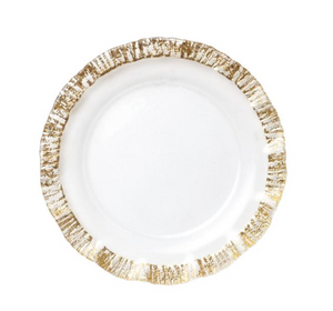Rufolo Glass Dinnerware
