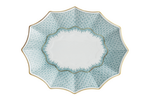 Load image into Gallery viewer, Green Leaf Lace - Serving Pieces
