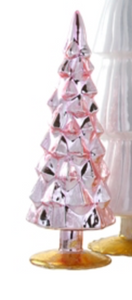 Neutral Glass Trees - Assorted