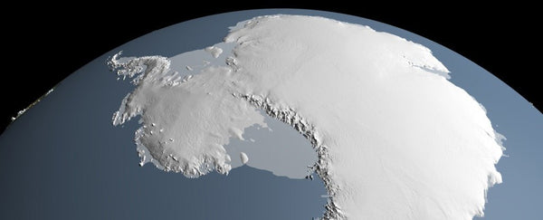 view of antarctica from space by nasa