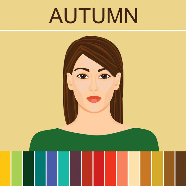 autumn colour tones