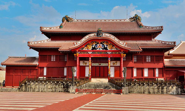 shurijo castle okinawa japan 5 blue zones blog seahorse silks