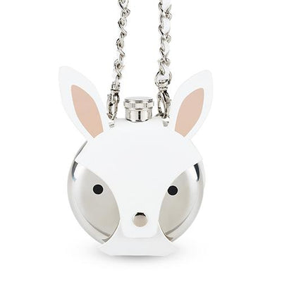 Wearable Bunny Flask by TrueZoo - The Foxtrot Clothing