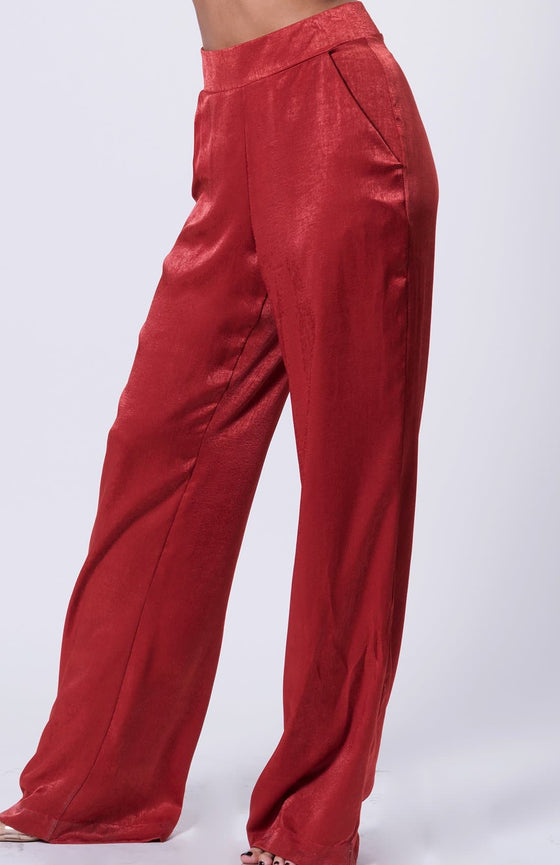 MARSALA TROUSERS PANTS - The Foxtrot Clothing