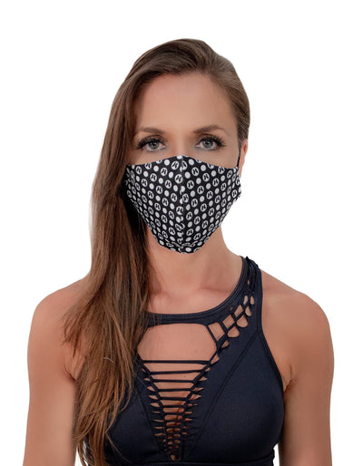 Face Mask Butterfly - The Foxtrot Clothing