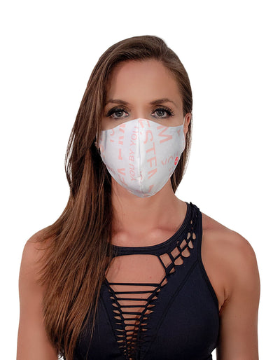 Face Mask You By You Nude - The Foxtrot Clothing