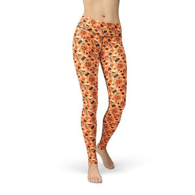 Jean Pumpkin Candies - The Foxtrot Clothing