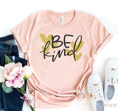 Be Kind T-shirt - The Foxtrot Clothing